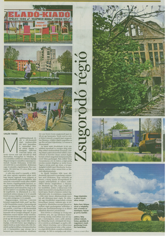 Zsugorodó régió