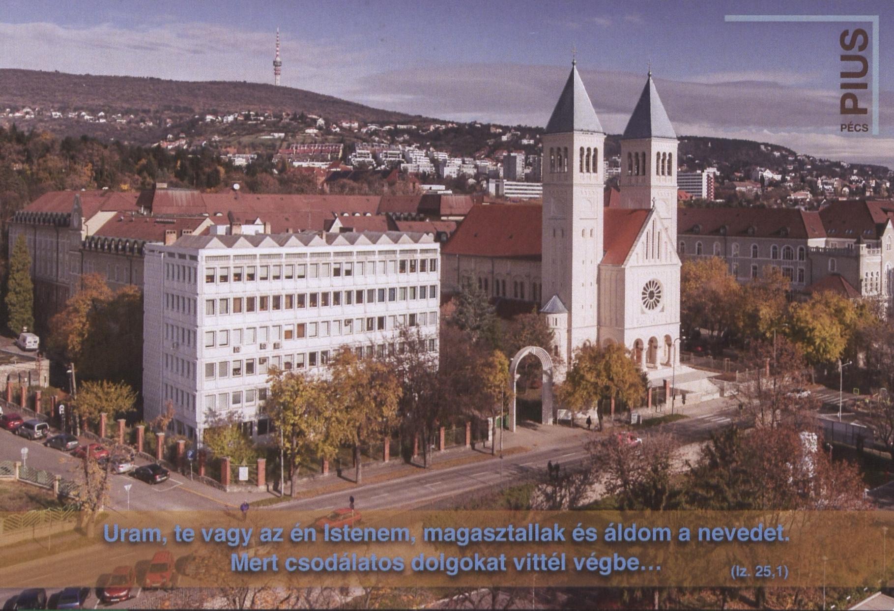 Pécs Jézus Szíve katolikus templom