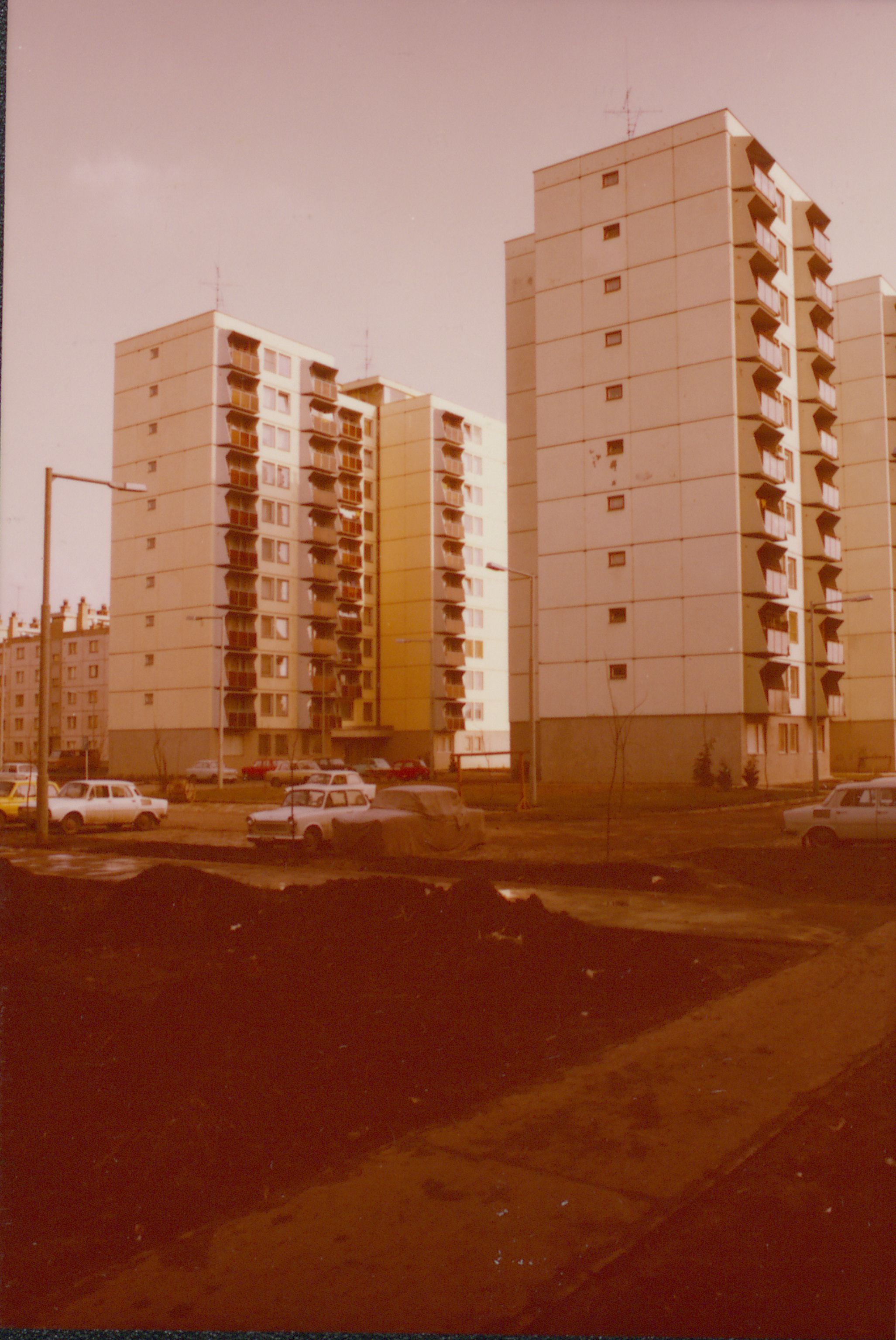 Békéscsaba Panel lakóházak