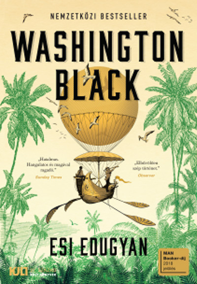 Washington Black / Esi Edugyan