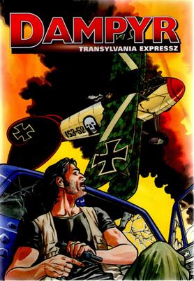 Dampyr: Transylvania expressz