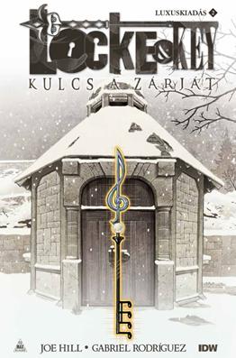 Locke & key: luxuskiadás