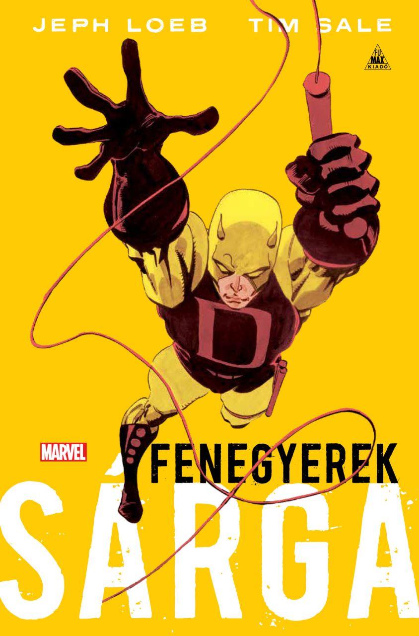 Fenegyerek - Sárga