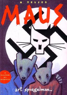 Maus: egy túlélő története