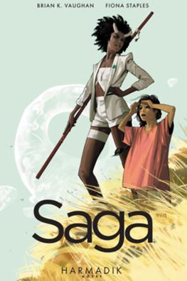 Saga 3.