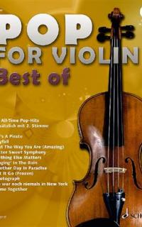 Pop for violin - best of