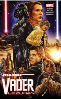Vader lezuhan: Star Wars: képregény