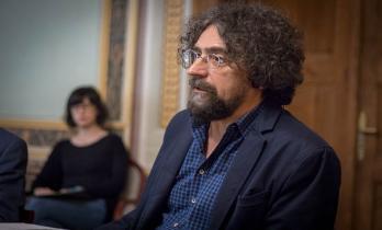 Ágoston Zoltán (a kép forrása: Szabad Pécs)