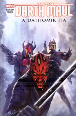 A Dathomir fia: Star wars: Darth Maul