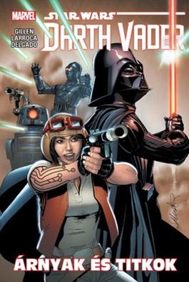 Árnyak és titkok : Star wars Darth Vader