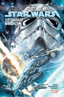 Széthasadt birodalom: Star wars: Az ébredő erő hajnala